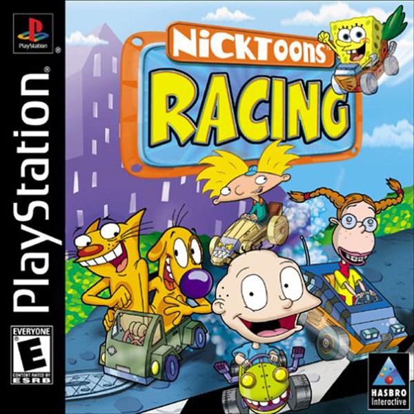 Nicktoons Racing Ntsc U Iso